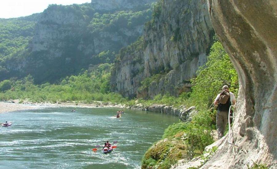 3 activités sportives à faire en Ardèche