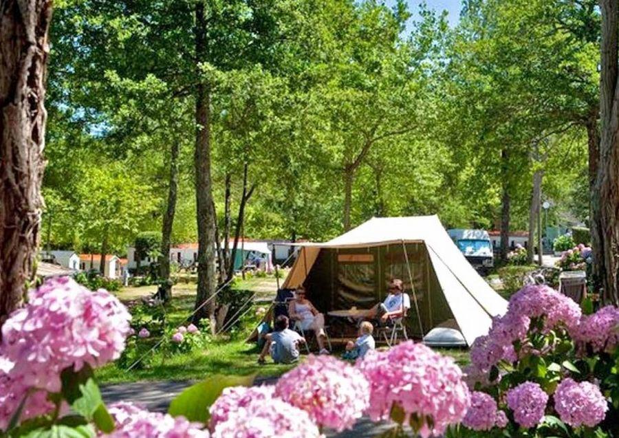 Camping en famille à Bidart : préférez le mobil home à la tente