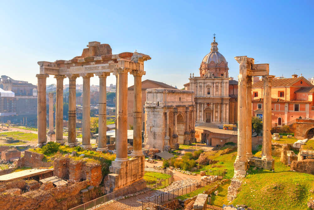 Passer des vacances pas chères à Rome