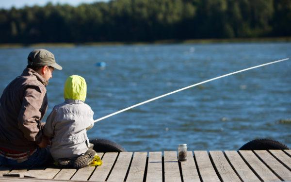 La pêche, une activité à faire pendant les vacances
