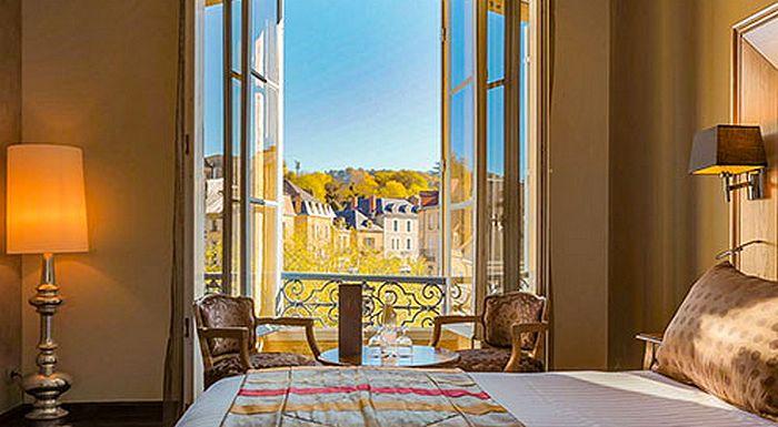 Vacances à l'hôtel à Sarlat, dans le Périgord Noir