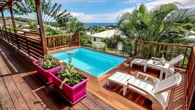 Vacances à la Martinique : les avantages de louer une villa