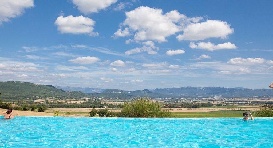 Vacances pas chères en Drôme provençale