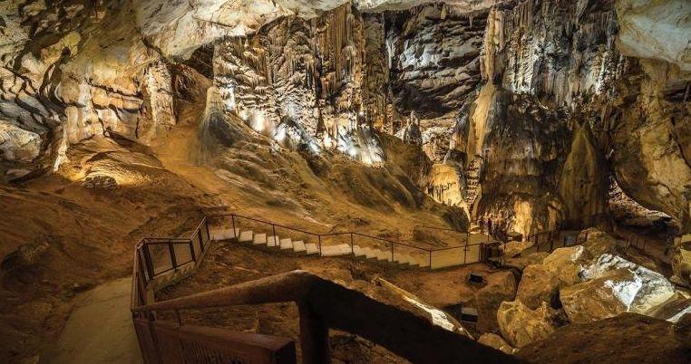 Découvrir les grottes de l'Ardèche