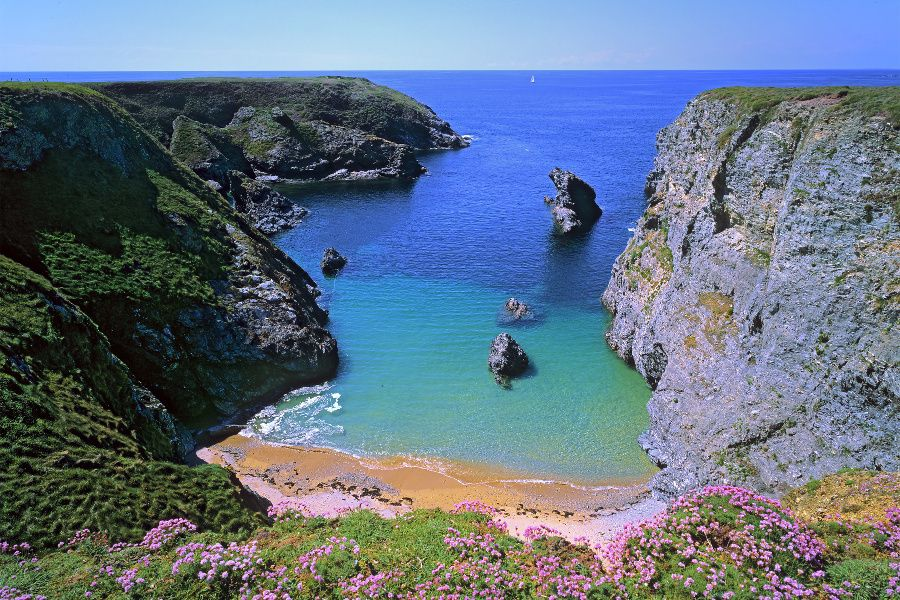 Belle-Île-en-Mer, destination inspirante !