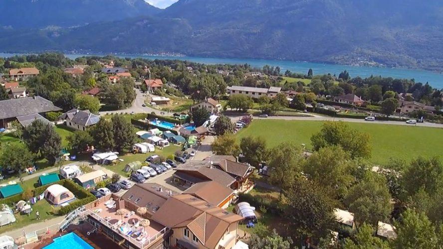 Les meilleurs campings au lac d'Annecy