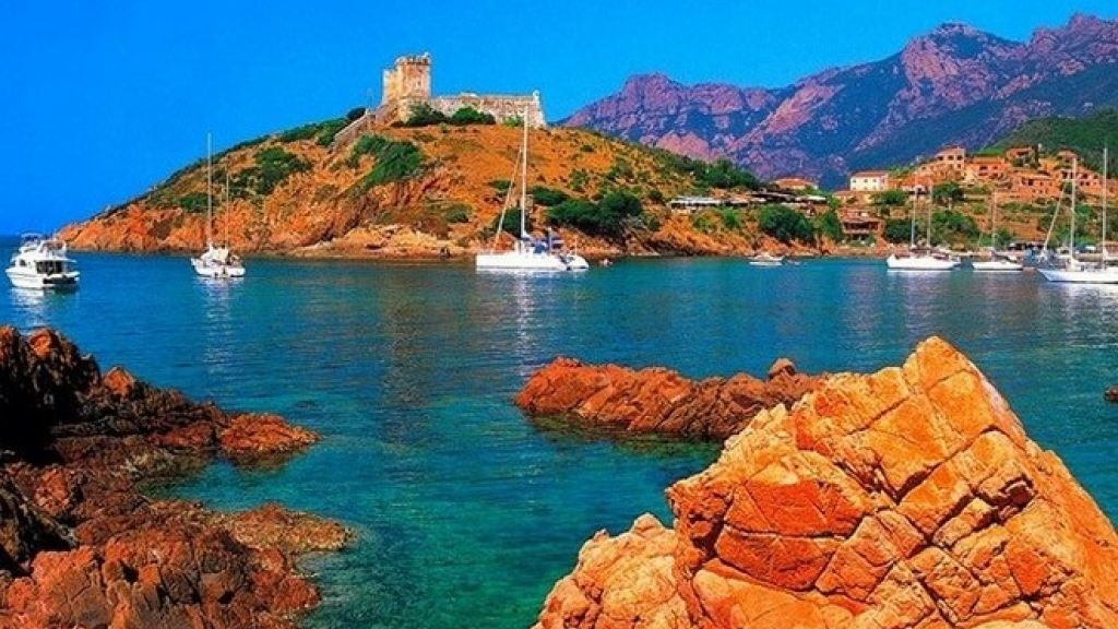 Corse : partir dans la région de la Balagne