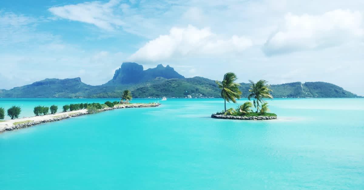 Une escapade à Tahiti
