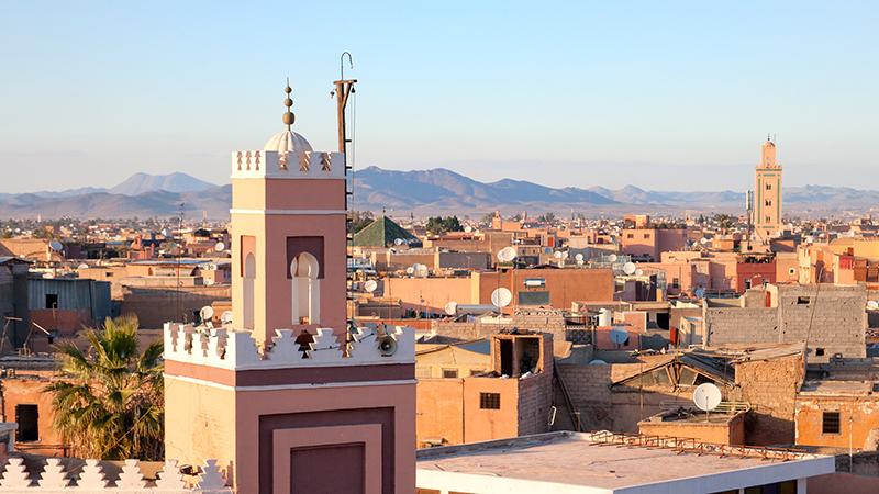 Misez sur un hébergement insolite au Maroc