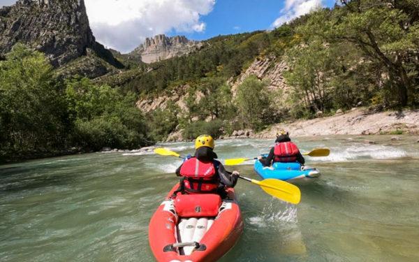 L'Ardèche, la destination idéale pour faire du canoë-kayak